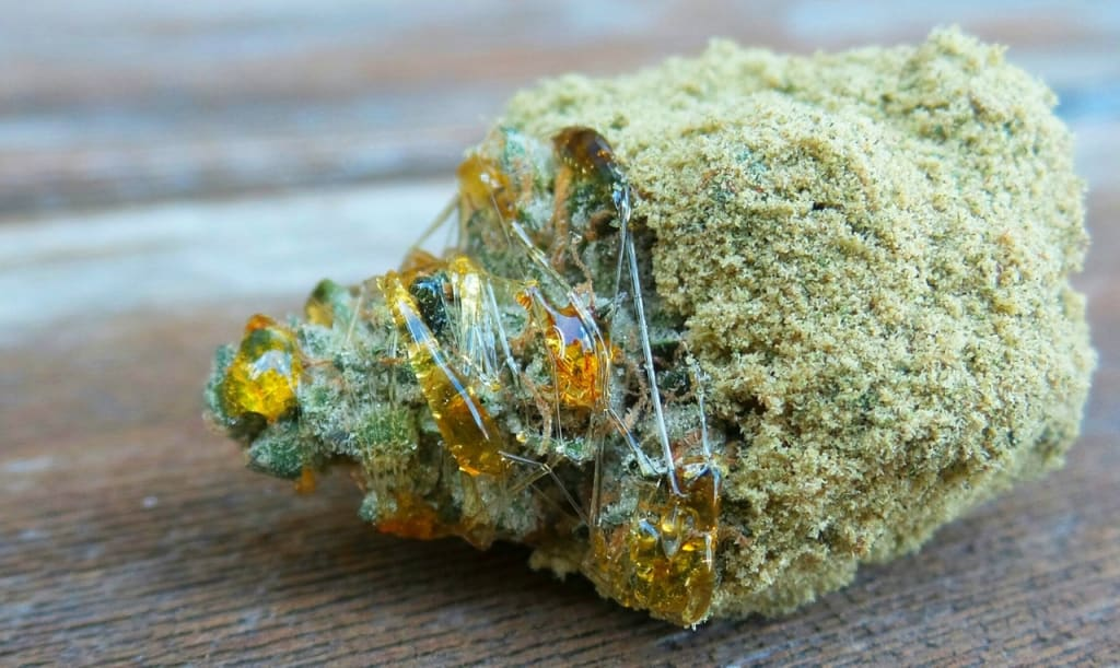How Strong Is Moon Rocks Weed?