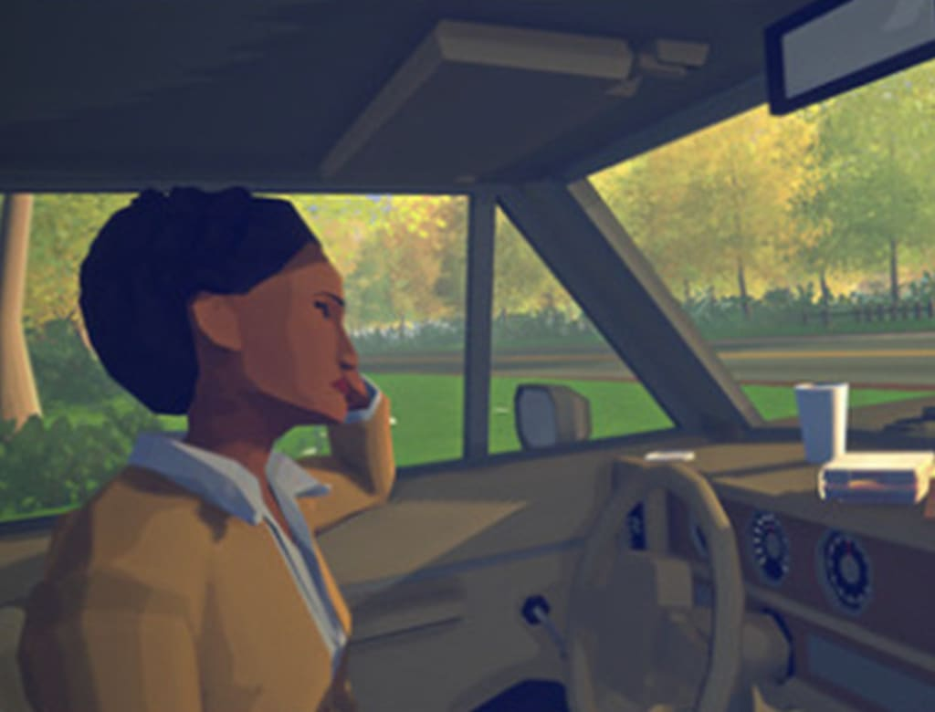 Firewatch Meets the X-Files in a Lynchian Style Detective Video Game 'Virginia'
