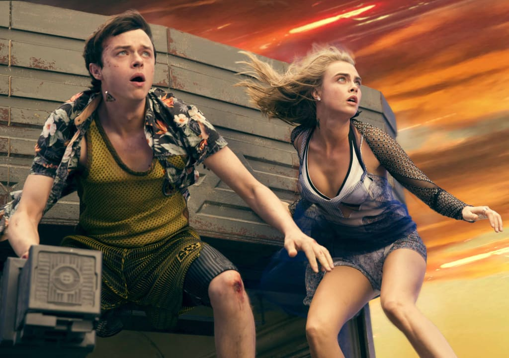 Movie Review: Valerian and the City of a Thousand Planets
