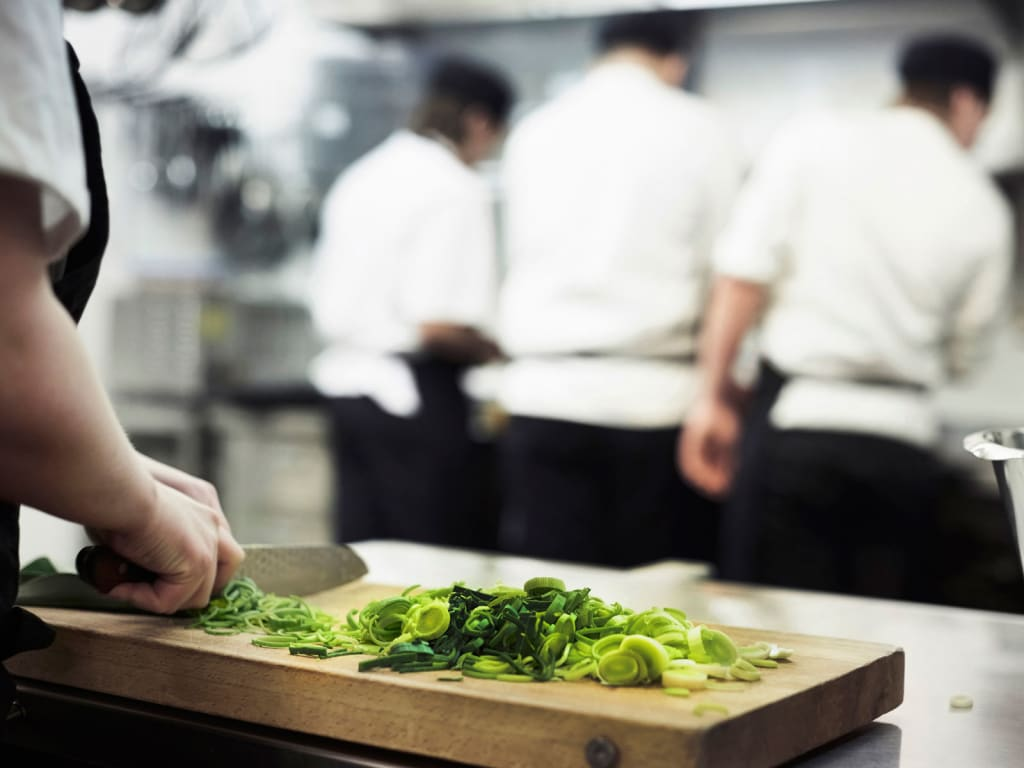 10 Things You Might Not Expect from Culinary School