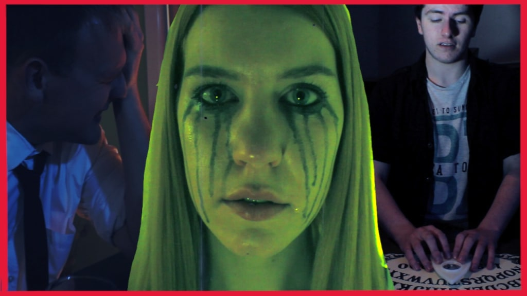 See More 15 Second Horror Films That'll Creep You Out...