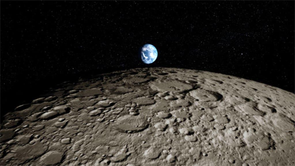 Third Eye on the Moon