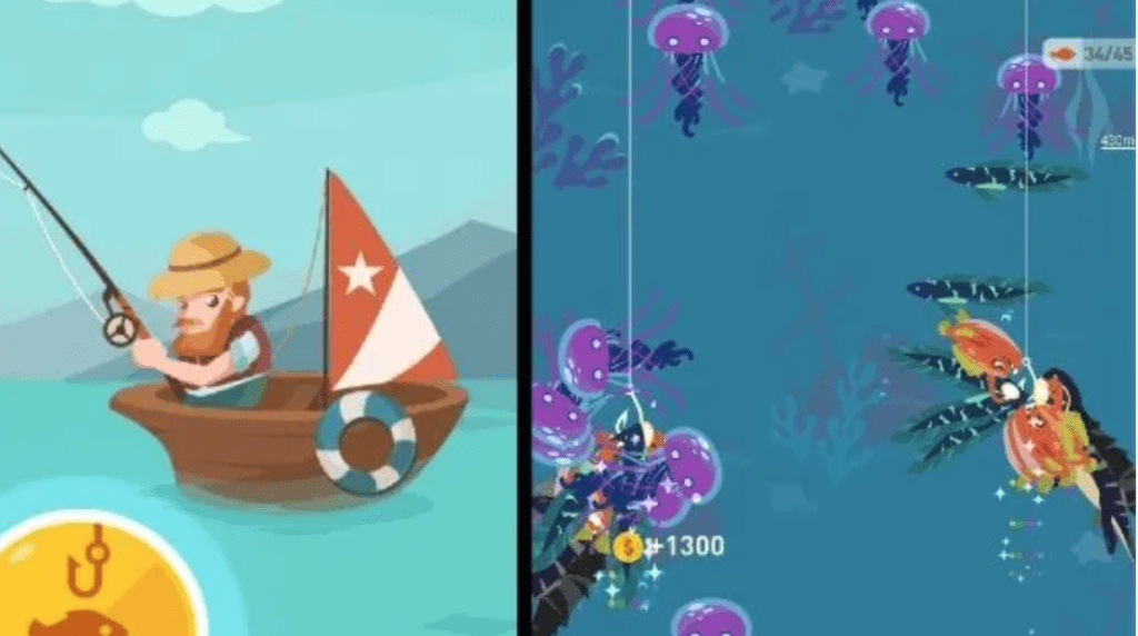 My Experience with the 'Happy Fishing' App