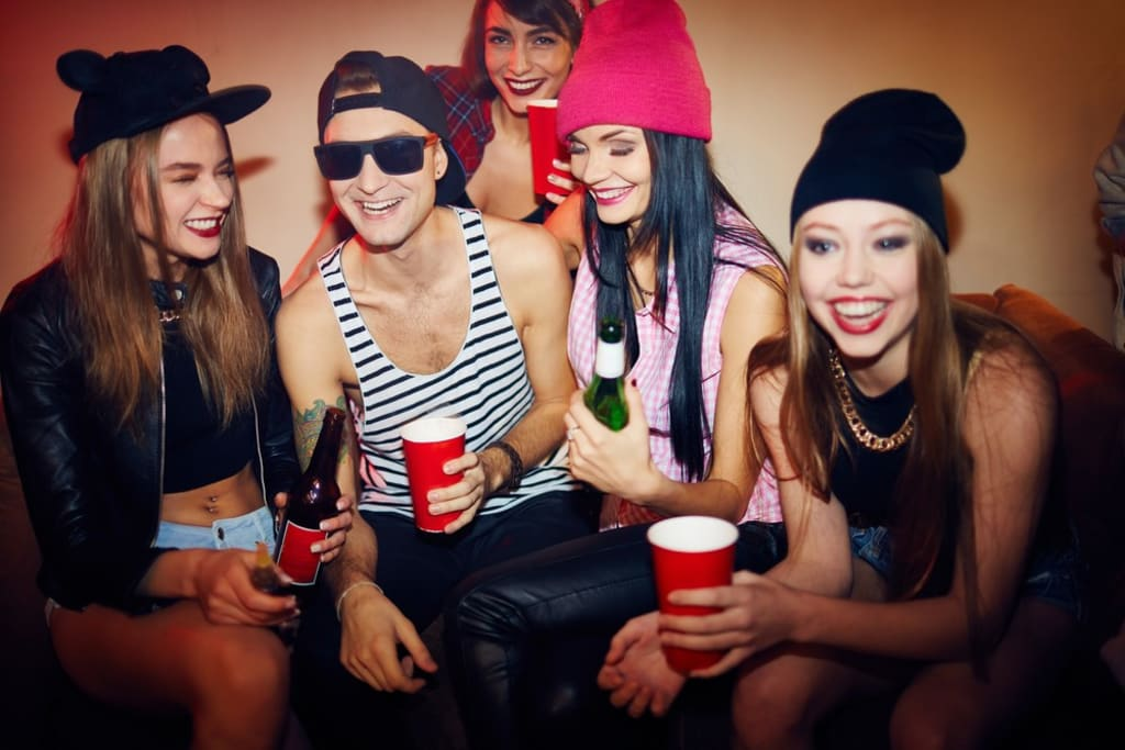 Most Popular Student Drinking Games
