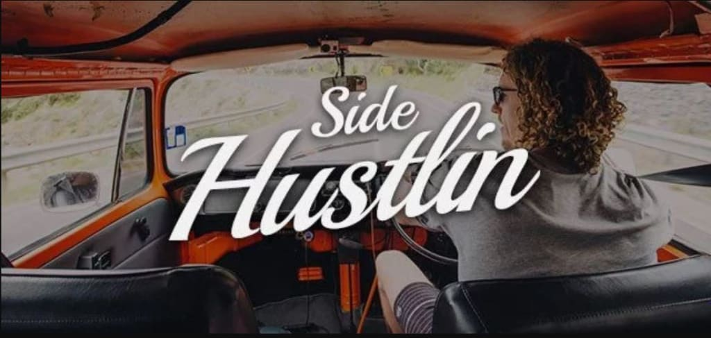 Top Side Hustles From Your Phone