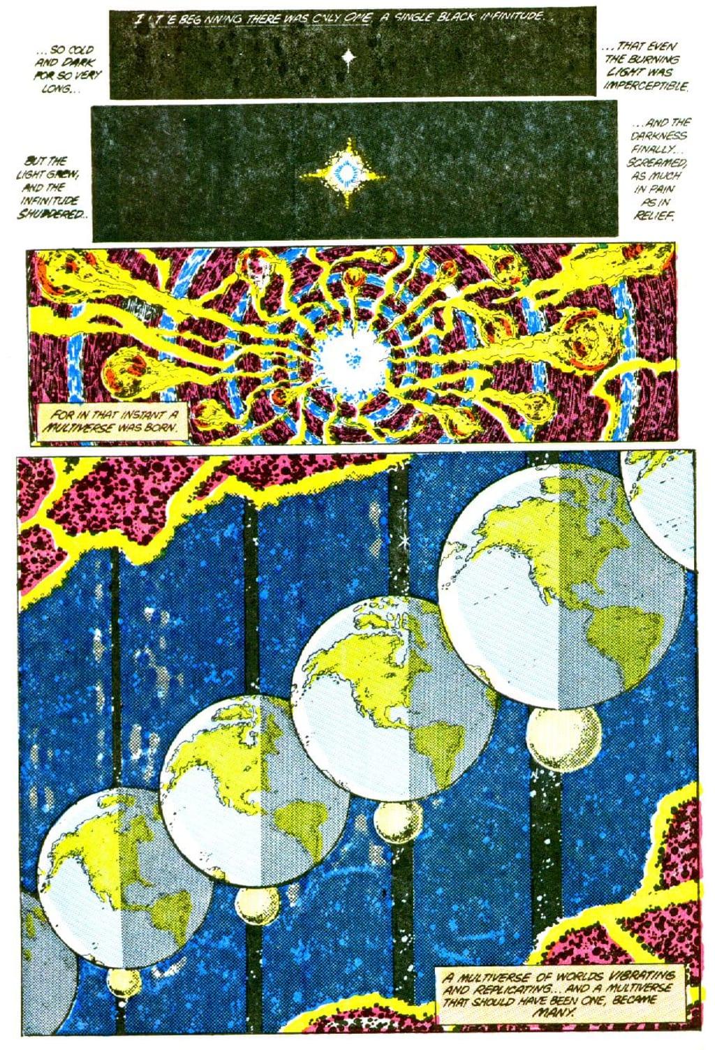 'Crisis on Infinite Earths'