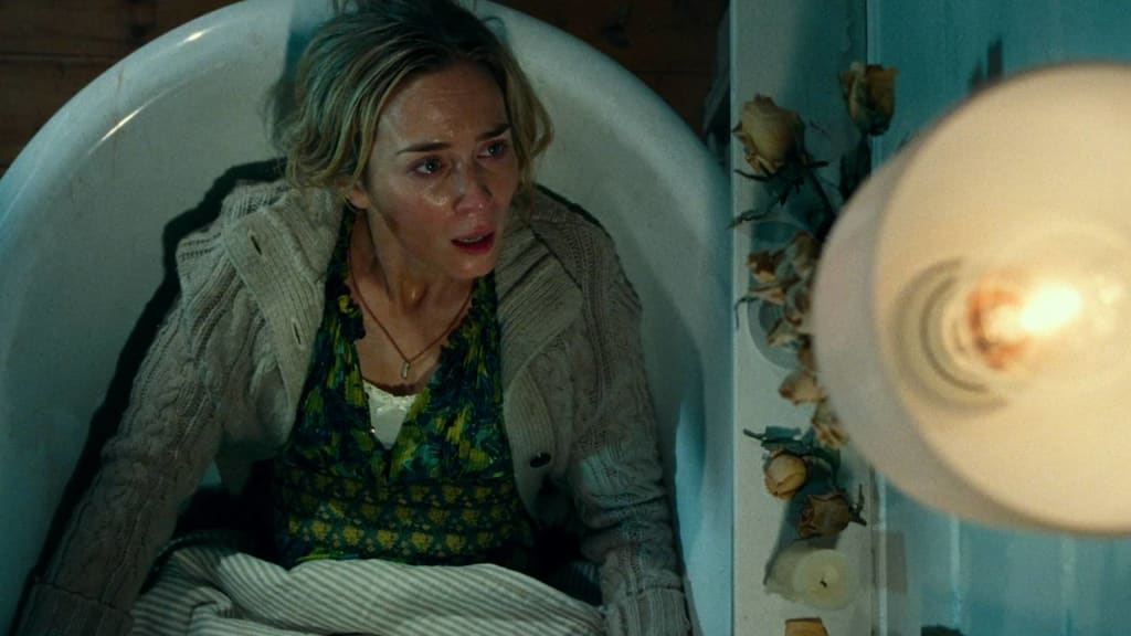 'A Quiet Place' Movie Review