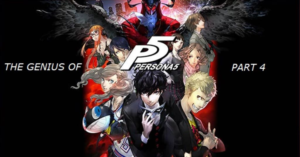 Playing Games - The Genius of 'Persona 5' - A World View