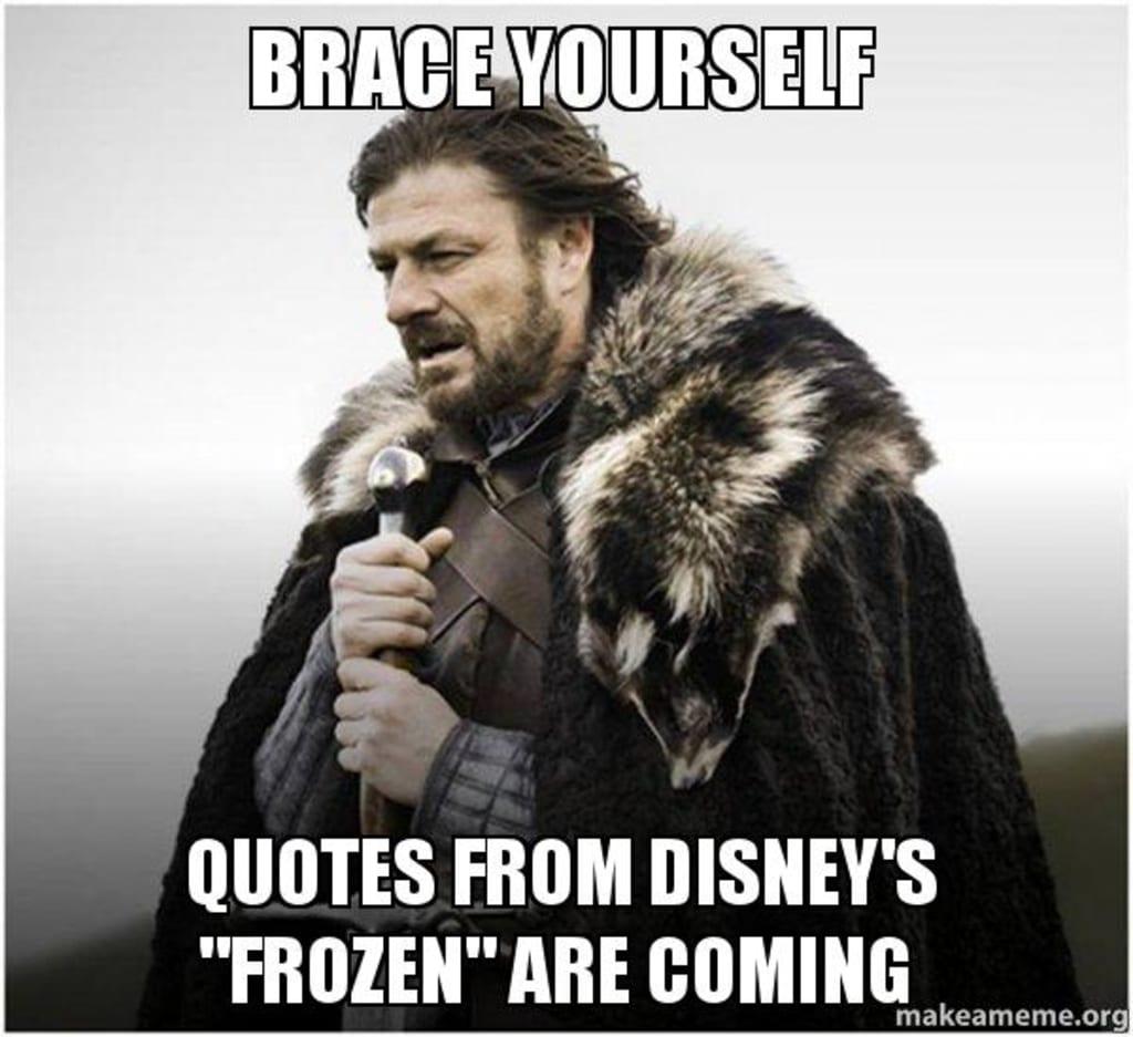 Am I Feeding a 'Frozen' Obsession?