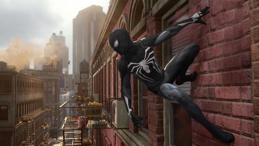 How I Would Make the 'Spider-Man 2' PS5 Video Game Part 1