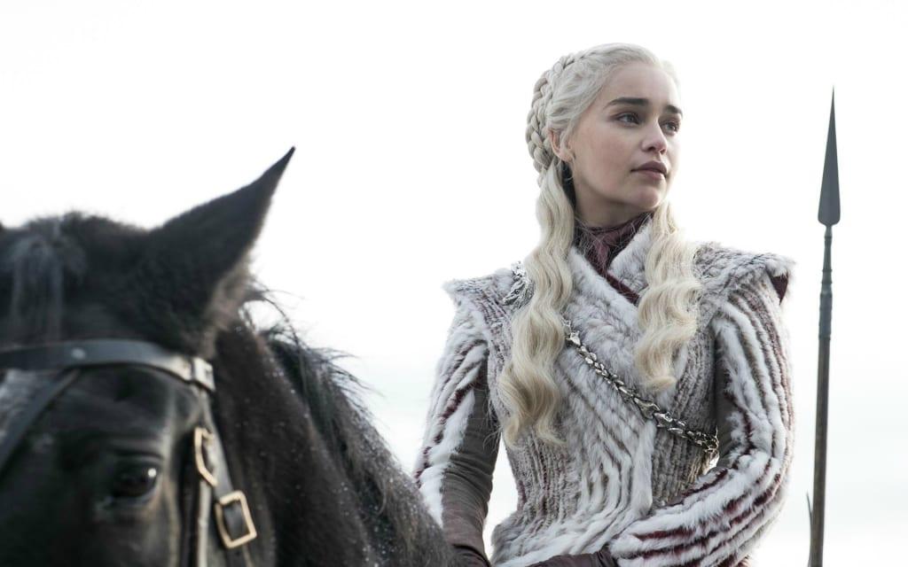 8 'Game of Thrones' Fan Theories About Daenerys Targaryen's Endgame