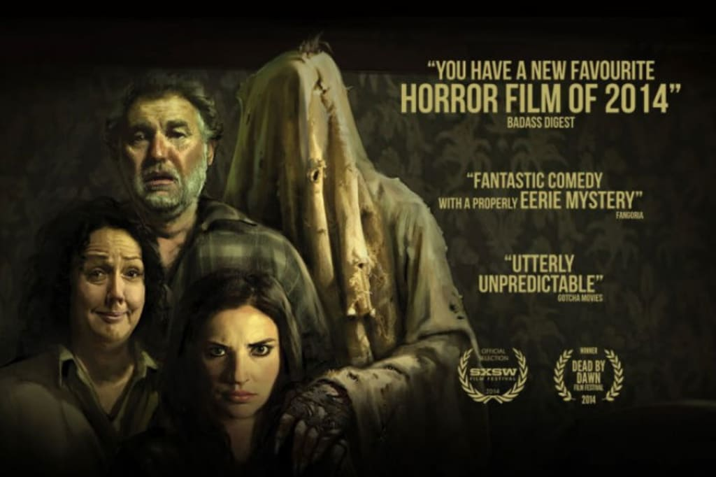 Reed Alexander's Review of 'Housebound (2014)'