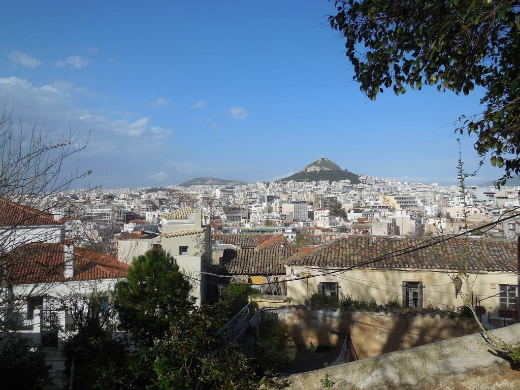 24 Hours in Athens — The City of the Gods