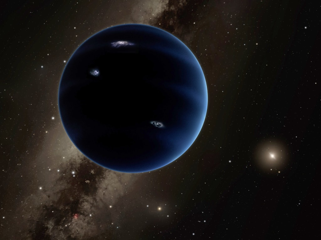 Researchers Identify Four Possible Candidates in Search for Planet 9