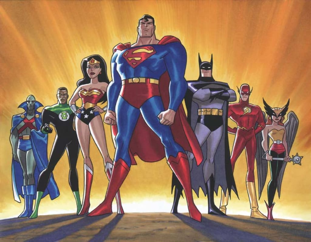 The Greatest 'Justice League' Episodes of All-Time