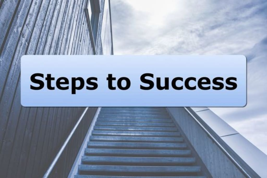 My Guide to Success