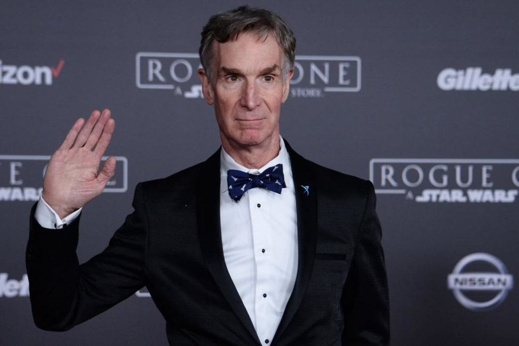 Bill Nye Is Trending on Twitter, Here's Why