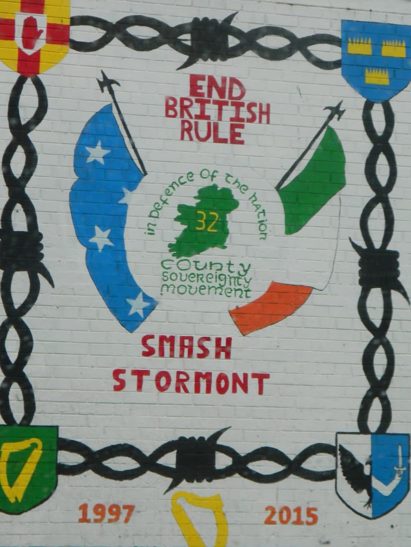 Ireland's Trouble
