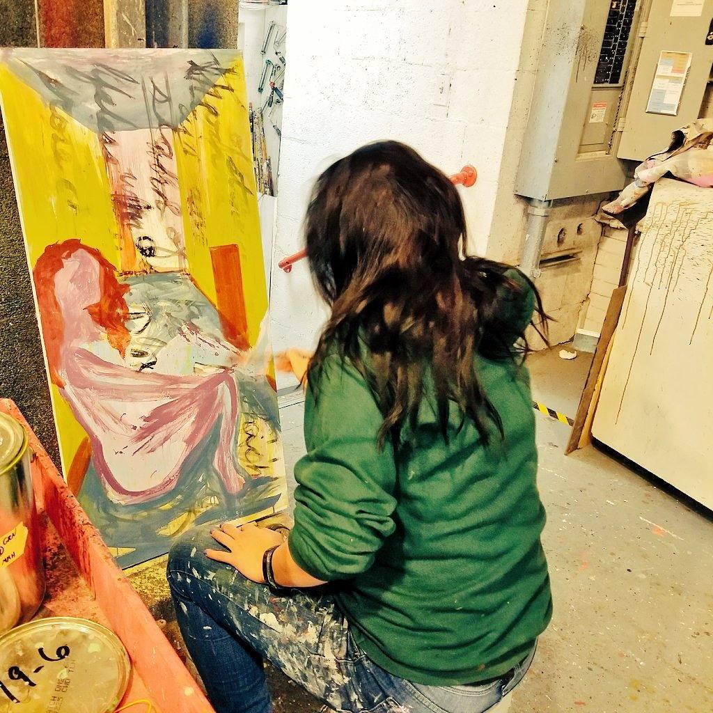 The Many Talents of Artist M.K. Hughes