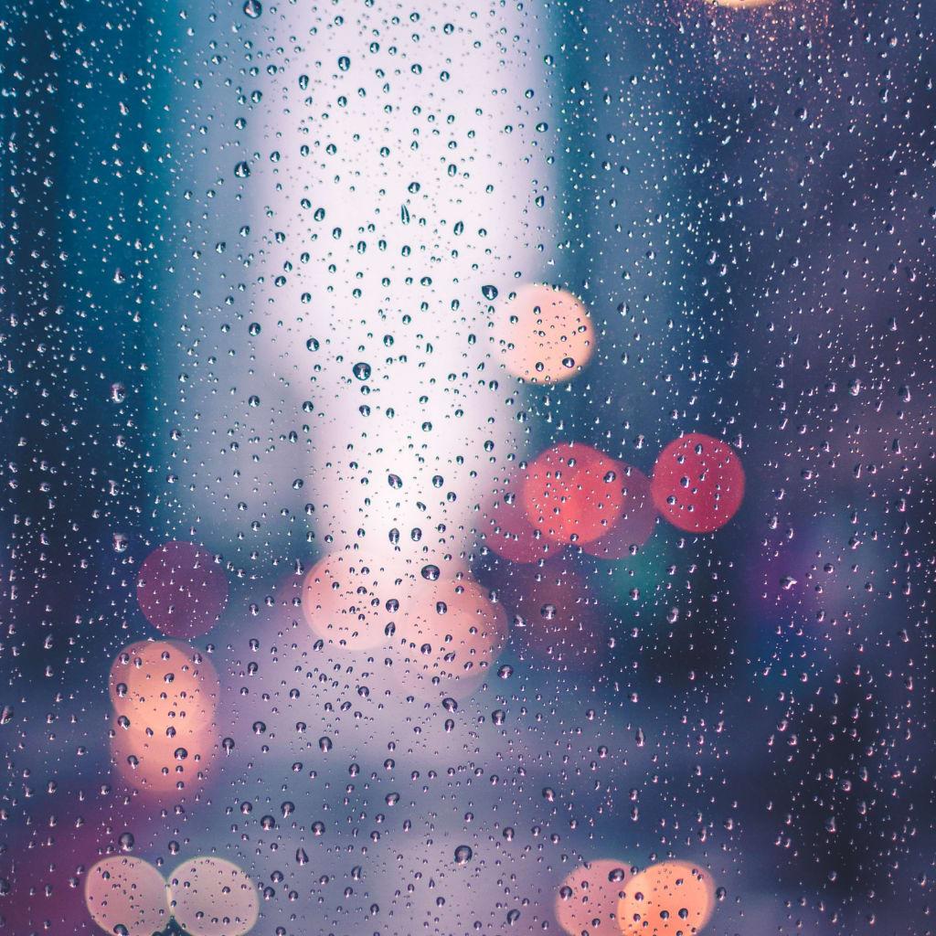 Recreation of the Rain Phenomenon