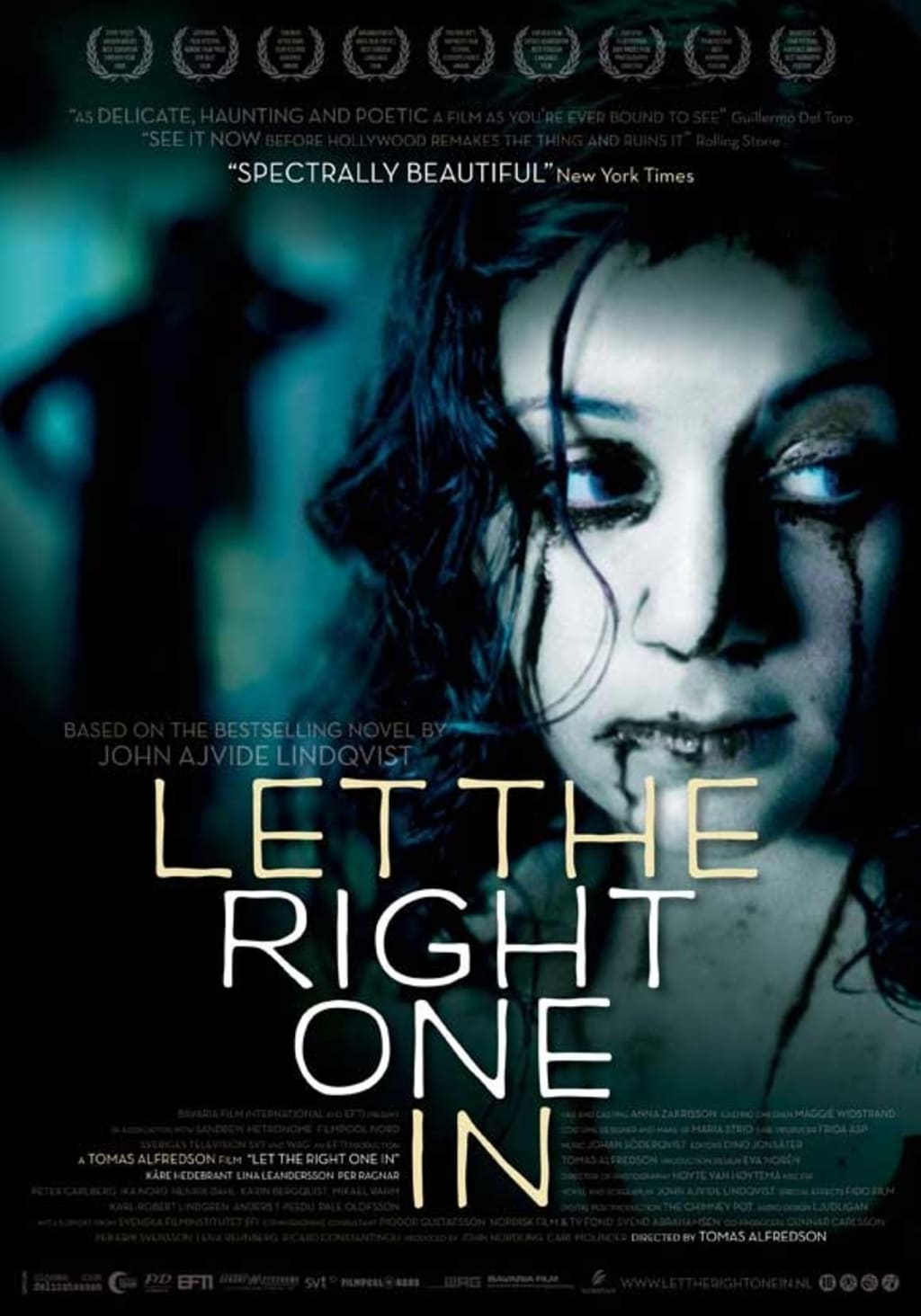 Reed Alexander's Horror Review of 'Let the Right One In' (2008)