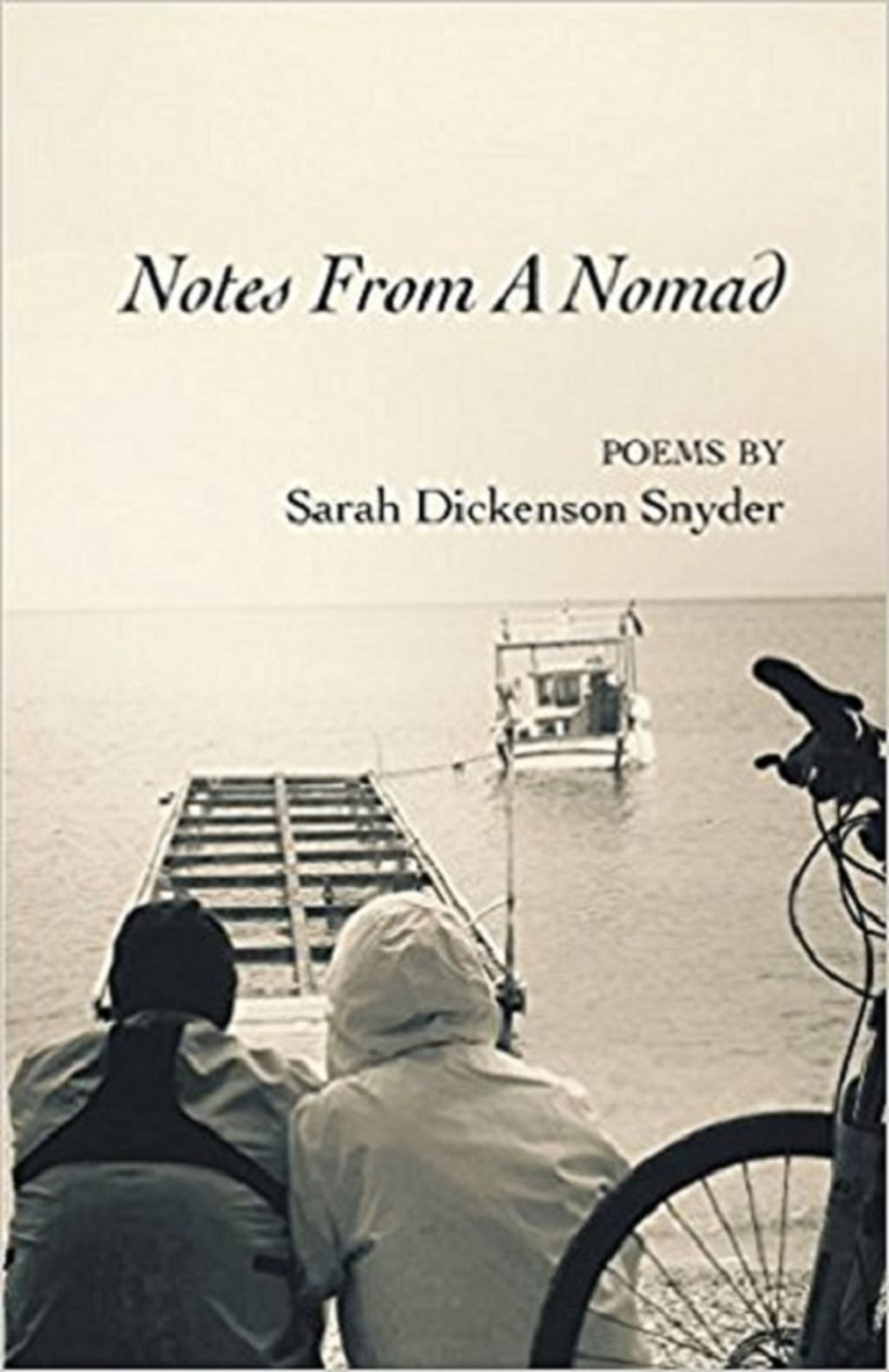 Snyder Embarks on a Poetic Journey