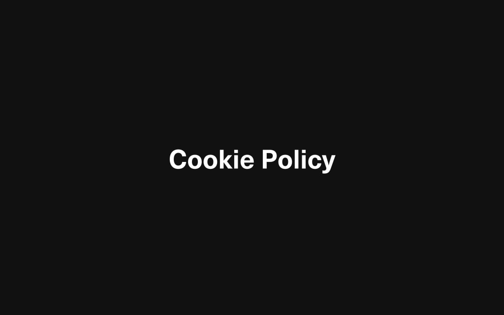 Cookies & Other Technologies
