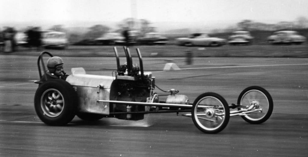 History of Drag Racing