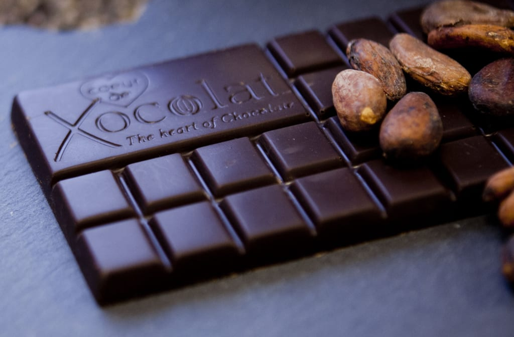 What Do Cocoa Percentages Tell Us?