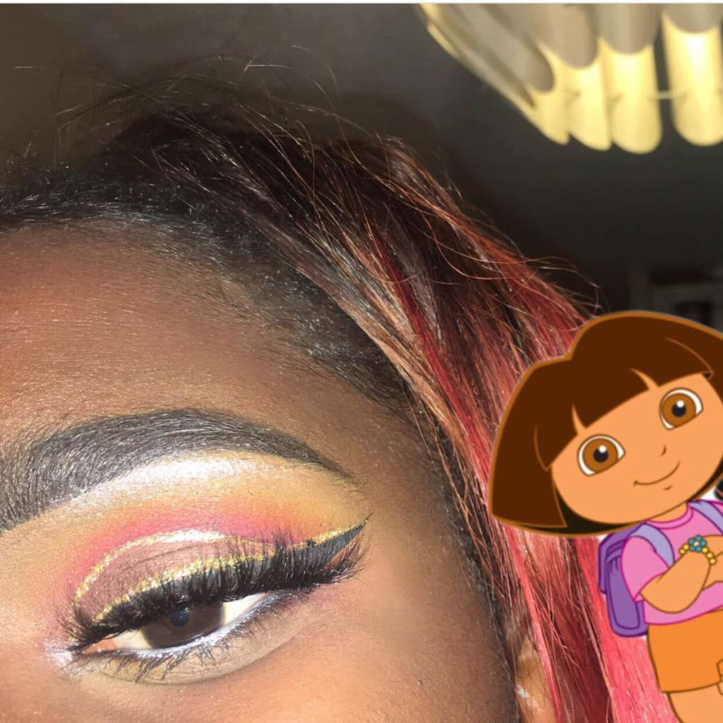'Dora the Explorer' Inspired Look