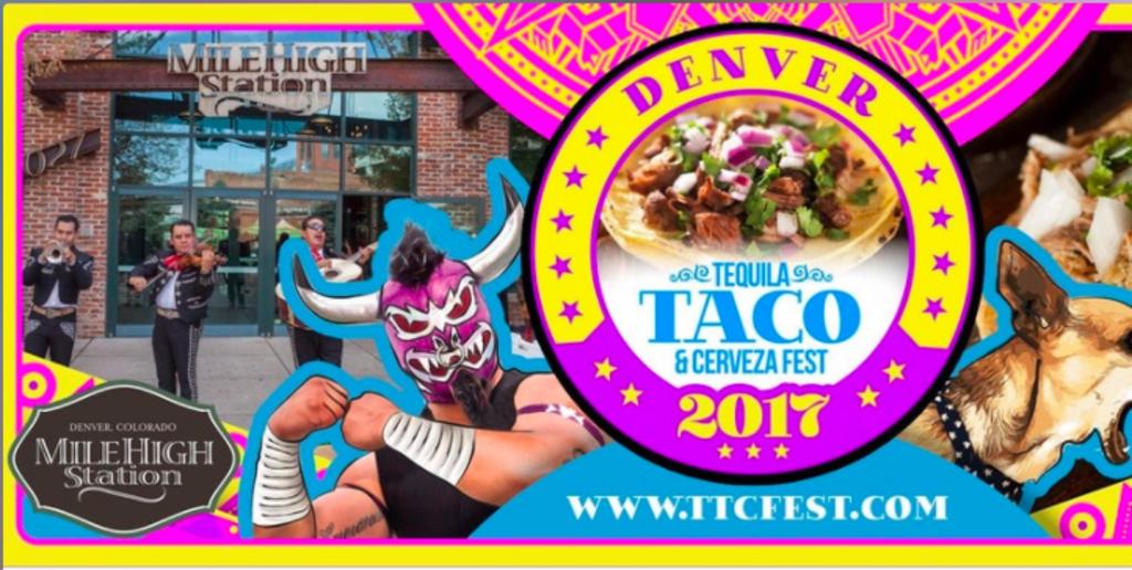 Just Grubbin Series: Taco, Tequila & Cerveza Festival