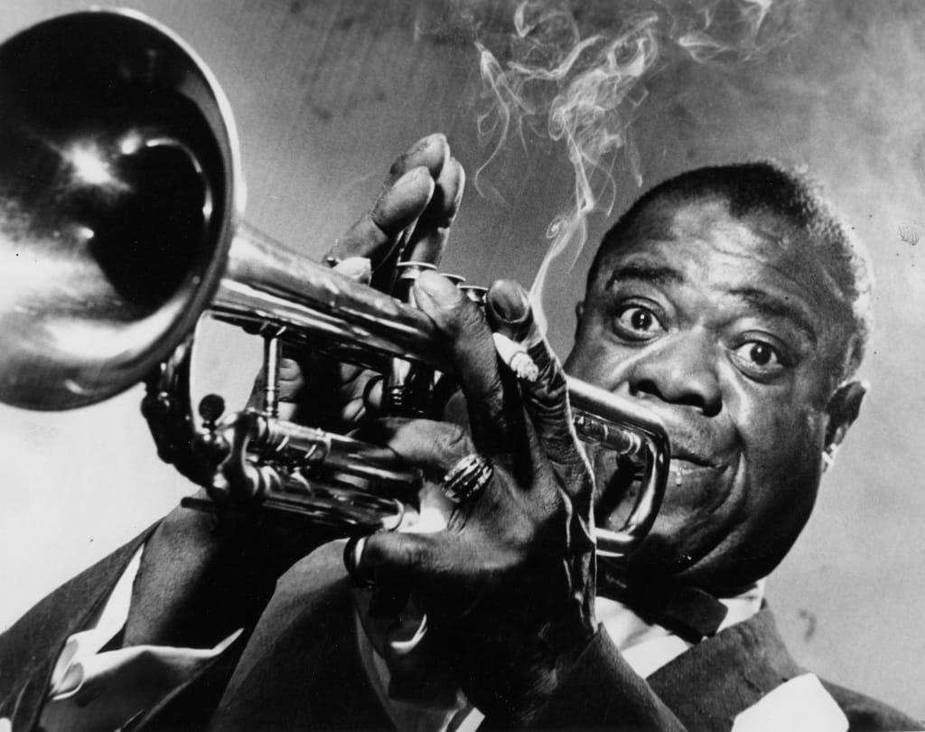 Louis Armstrong and Marijuana