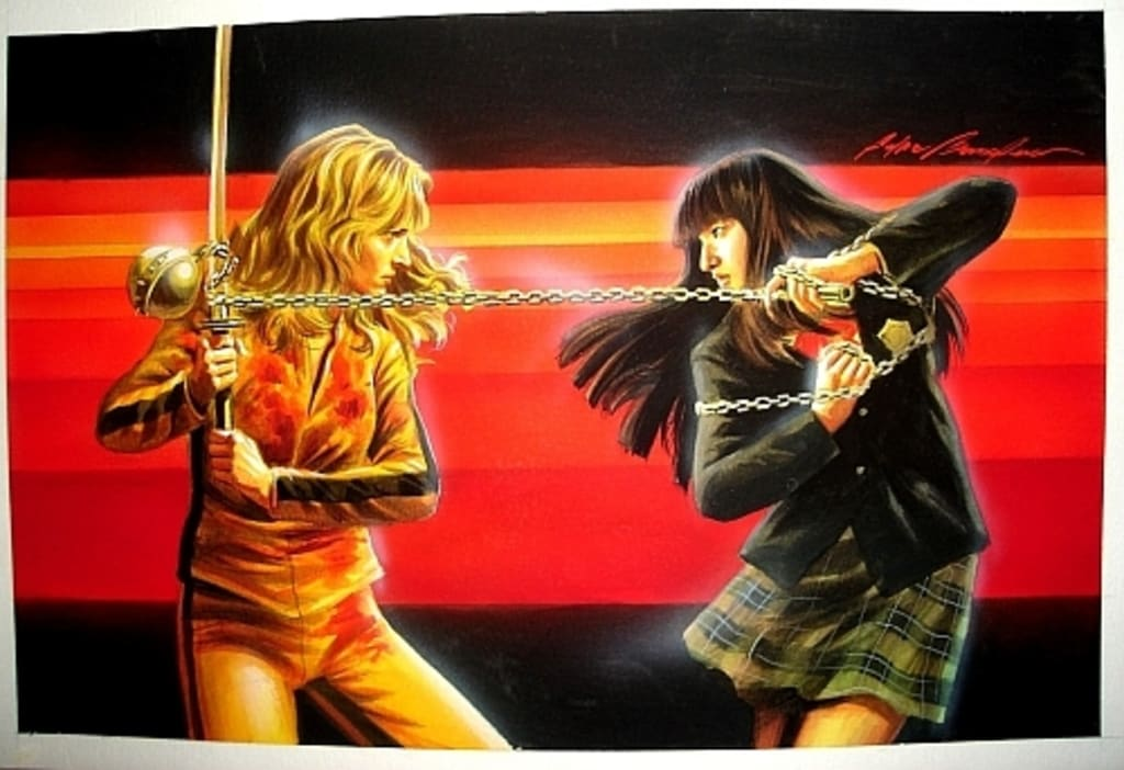 Why Kill Bill Vol 1 Is The Best Western Montage Of Kung Fu Anime And Action Movies To Date