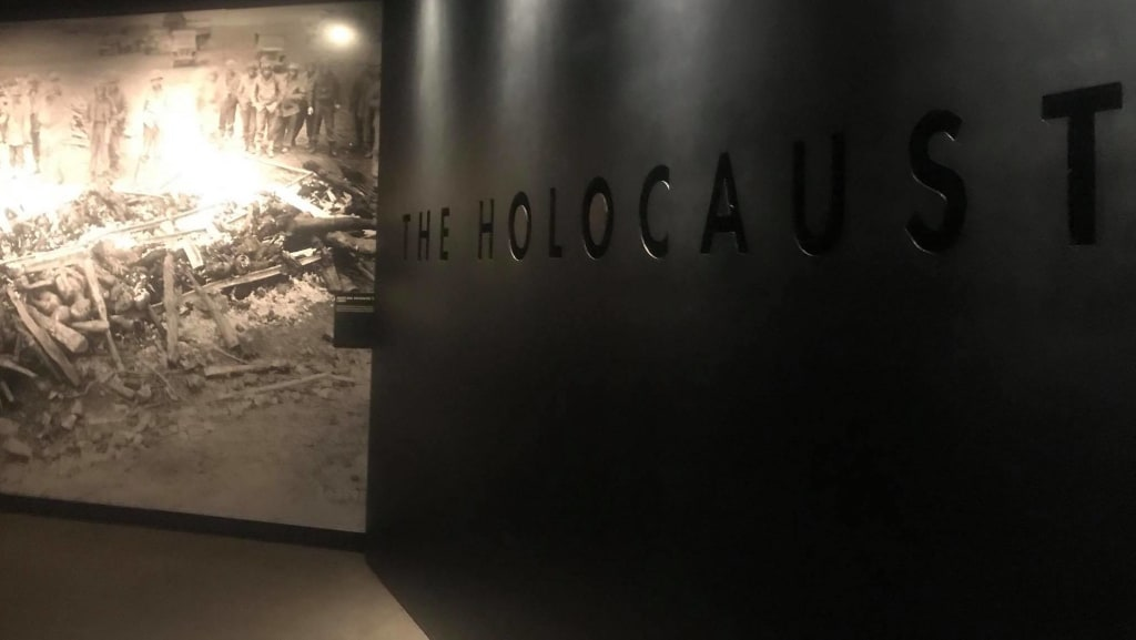 Visiting the Holocaust Museum