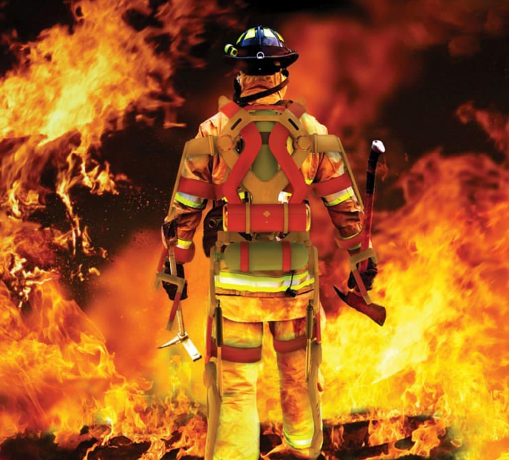 Firefighters and Hidden Dangers