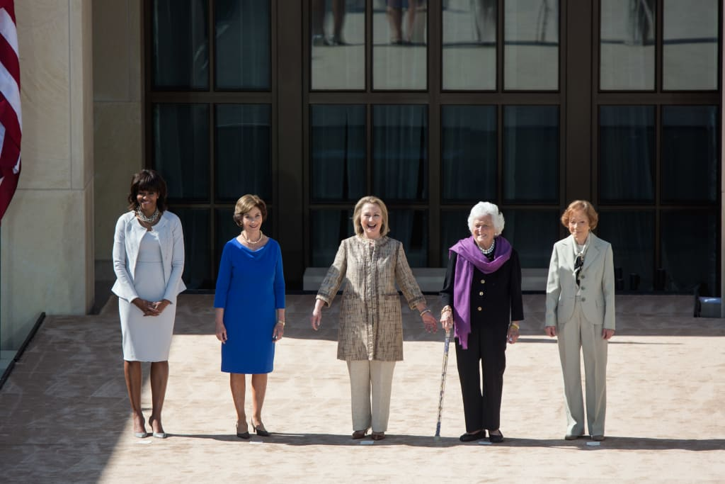 Books Written by All of the First Ladies