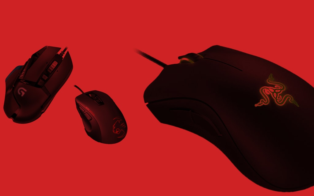 Best Mice for PVP Gaming