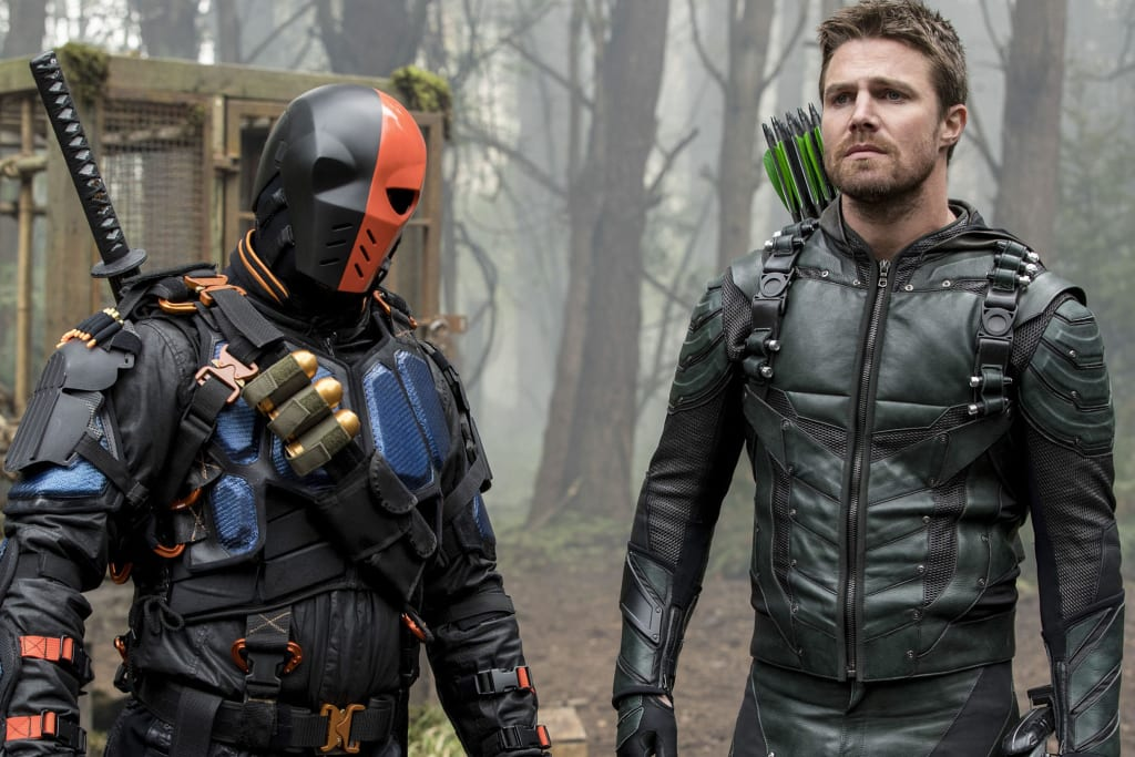 Stephen Amell Confirms An End To Flashbacks Of The Island On 'Arrow' ... Well, Mostly