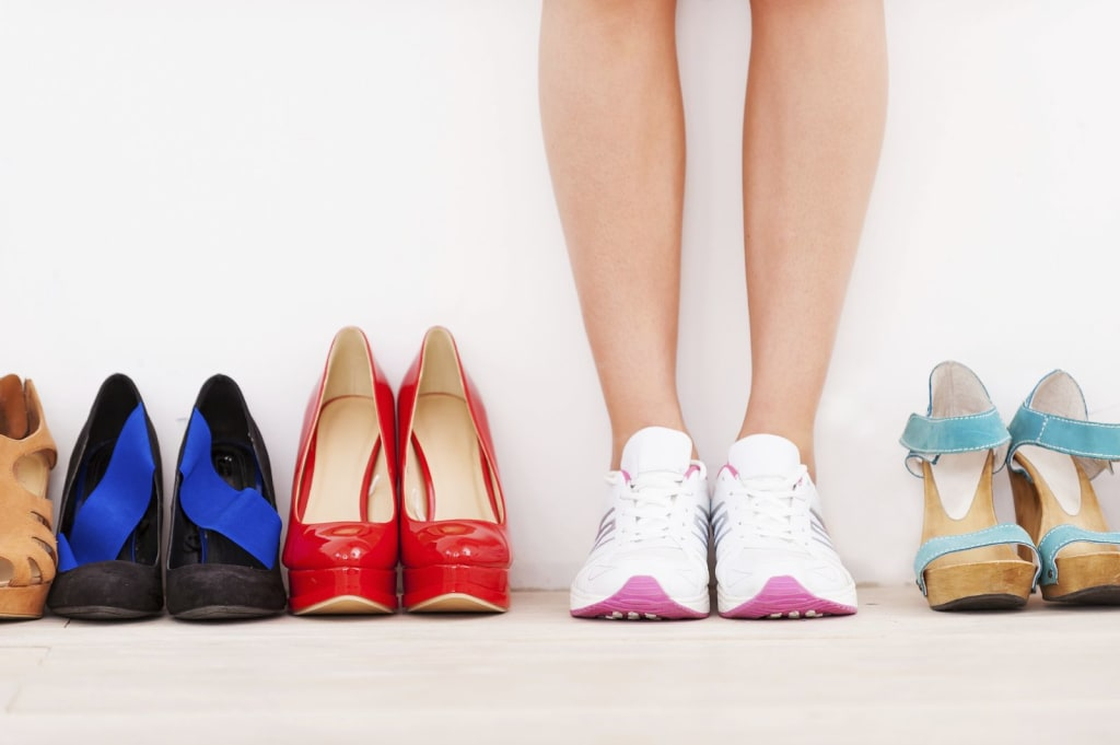 5 Signs the Shoes Just Don't Fit