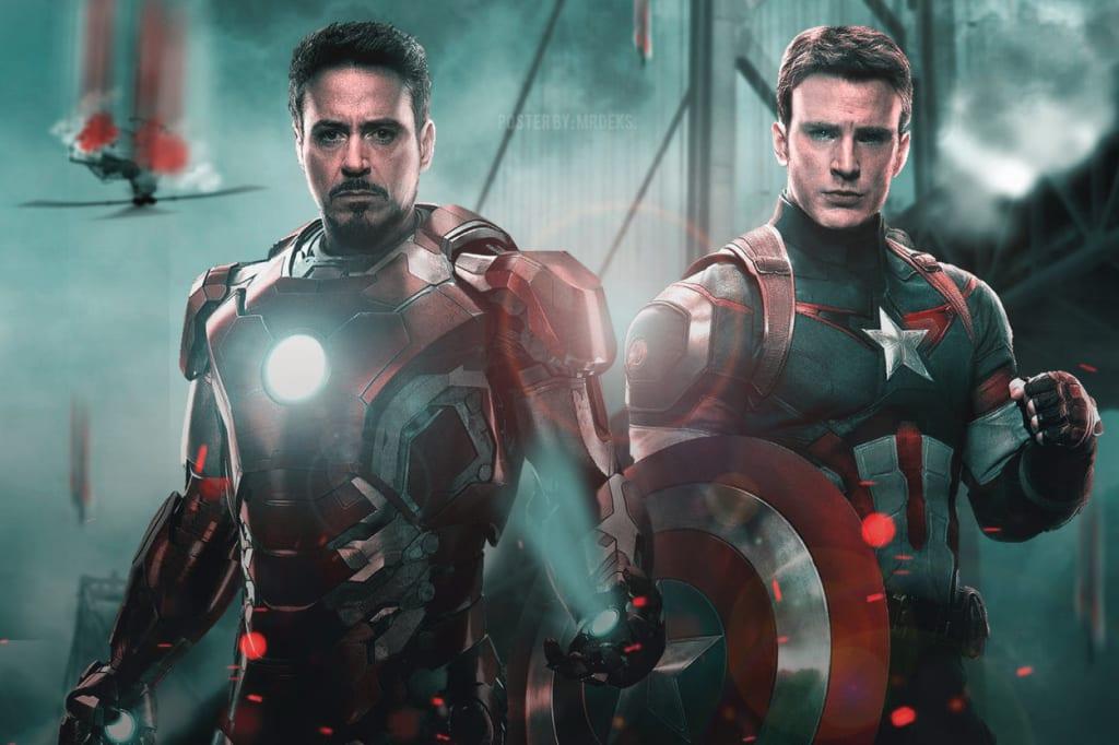 First Avengers Civil War