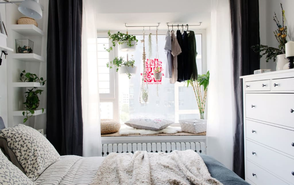 Room Hacks Make The Most Of A Small Space With Ikea