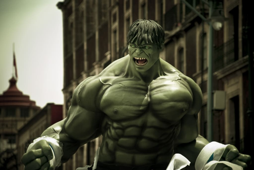 How to Build The Hulk in 'The Pathfinder' RPG