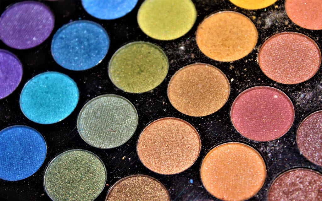 Glitter Eyeshadows That Actually Stay Put