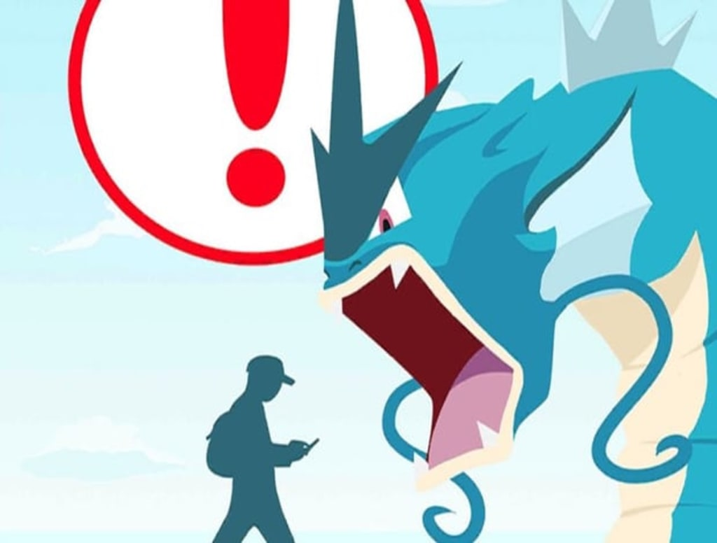 """China To Ban 'Pokémon GO' For """"Major Safety Issues"""" - Maybe They Have a Point?"""