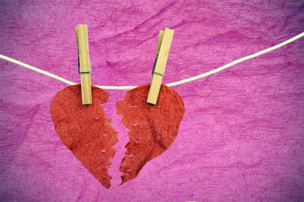 Anatomy of a Heartbreak