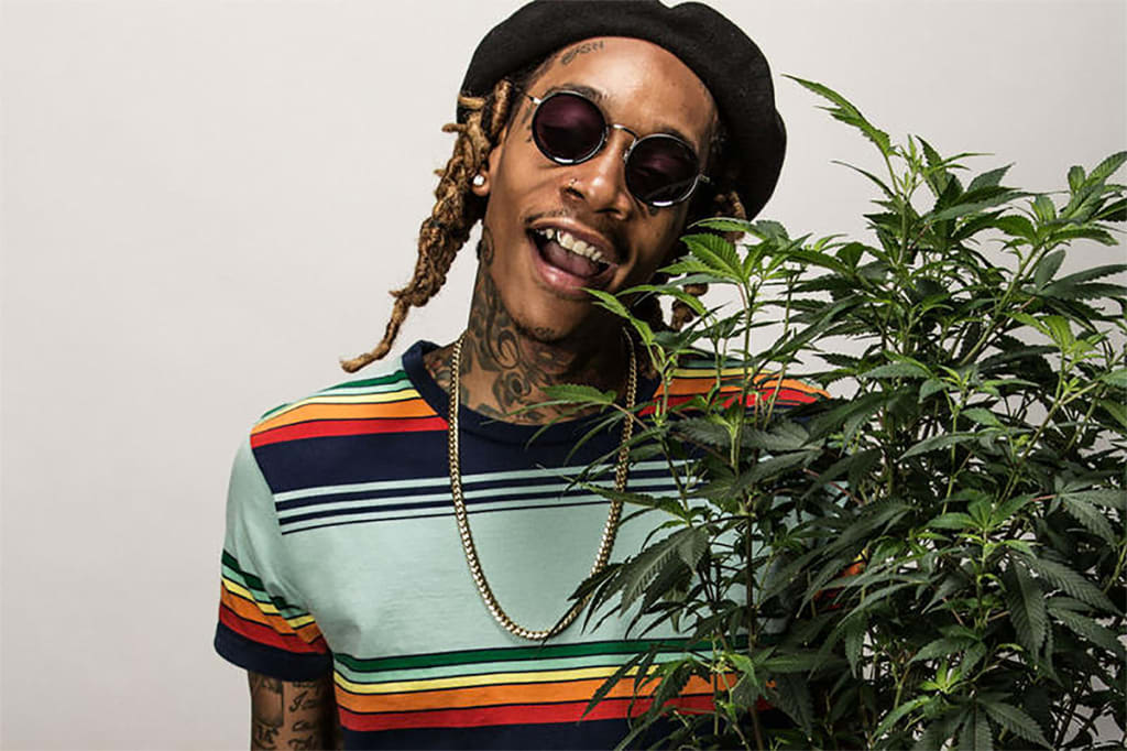 Rappers Who Love Weed