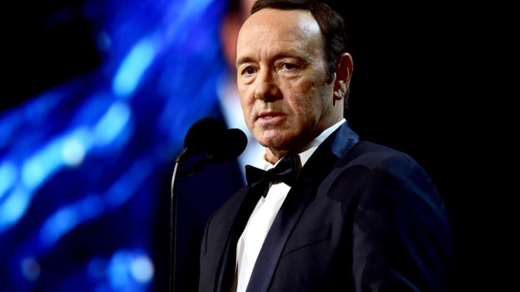 Kevin Spacey's Coming Out Distraction