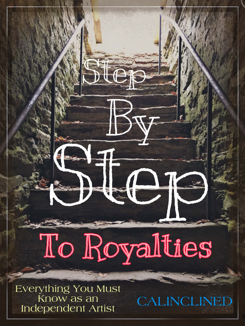 Step by Step to Royalties