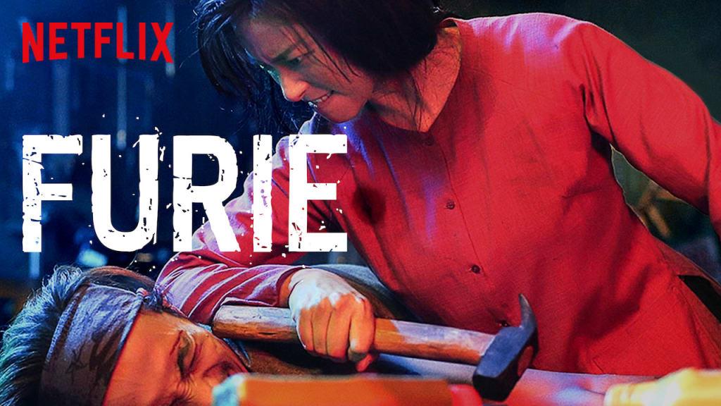 'Furie' - a Review (Netflix)