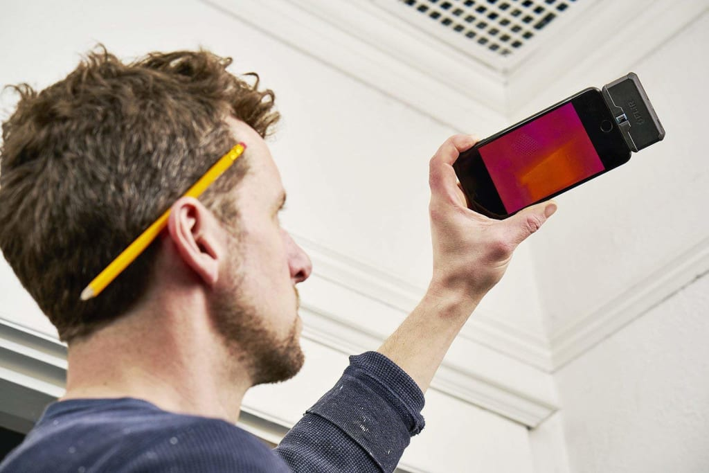 10 Reasons Every Homeowner Should Own a FLIR ONE Mobile Thermal Imaging Camera